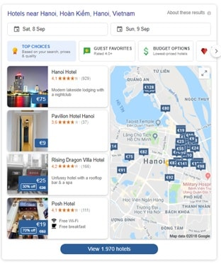 7 Awesome Features of Google Hotel Search: Save Lots of Time