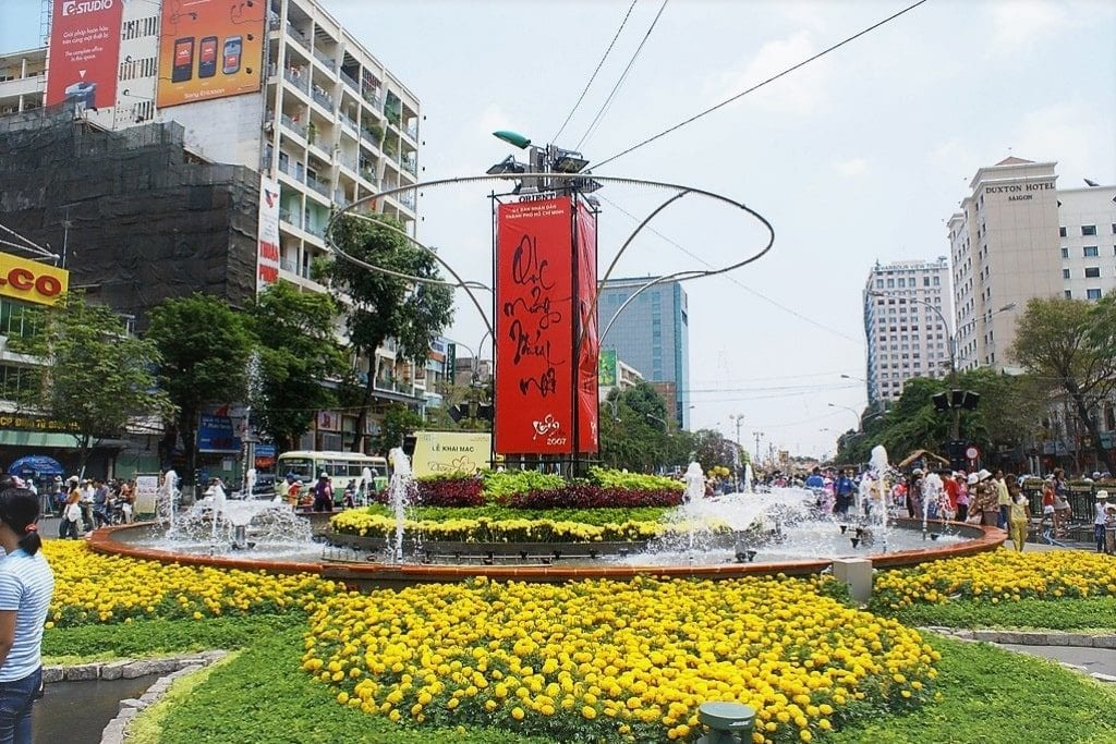 Tet in Ho Chi Minh - Vietnamese New Year